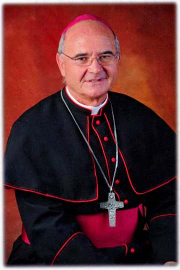 Archbishop Stephen Brislin